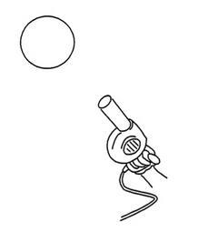 Bernoulli's Leaf Blower